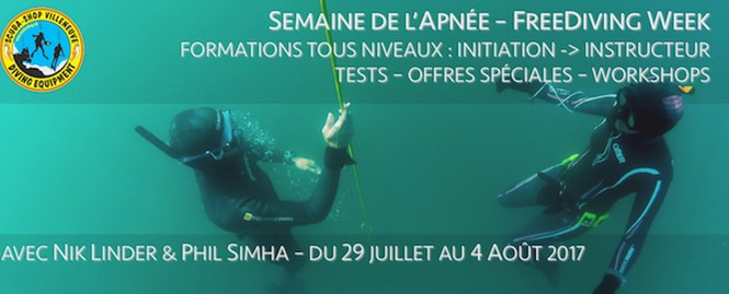 FREEDIVING WEEK 2017
