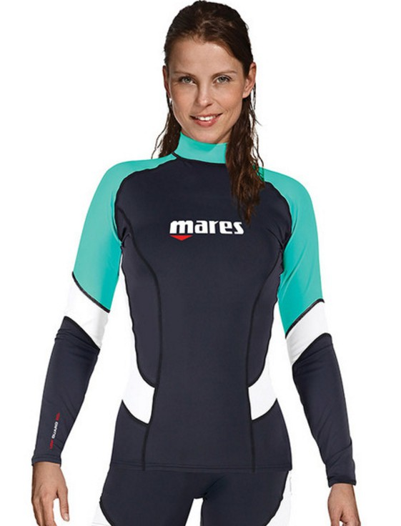 RASH GUARD LONG SLEEVE - SHE DIVES