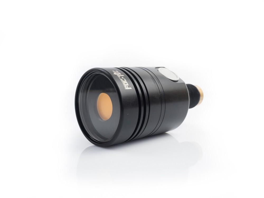 LED 10'000 VIDEO TÊTE DE LAMPE FOC-TEC