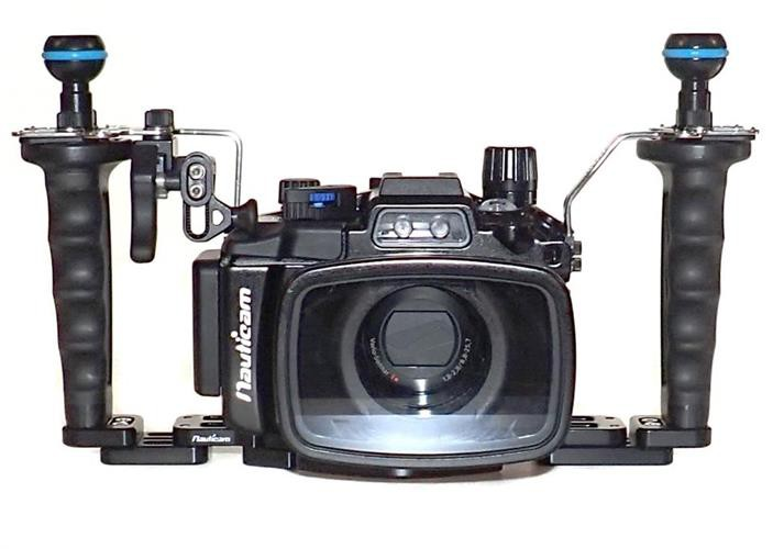 NAUTICAM NA-RX100VI PRO PACKAGE POUR SONY RX100 VI