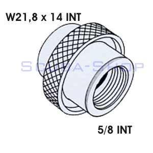W21,8x14 INT - 5/8 INT