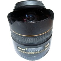NIKKOR FISHEYE 10.5 MM