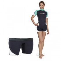 RASH GUARD SHORTS - SHE DIVES