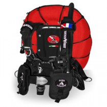 DIVESYSTEM TECH DEEP 40 + 40 L/XL