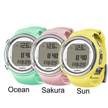 SUUNTO D4i NOVO COLOR