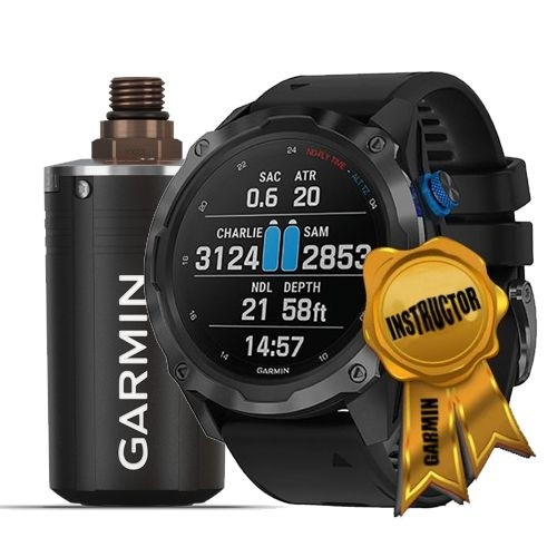 GARMIN DESCENT MK2i + EMETTEUR T1 INSTRUCTOR