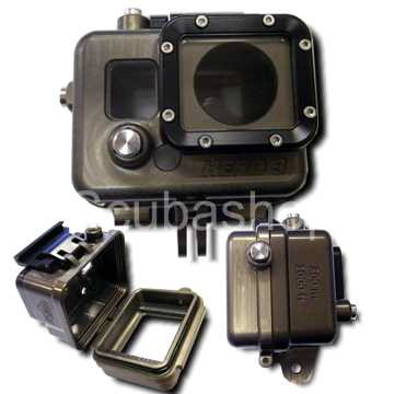 IQSUB HERO 3/3+ LCD -300M