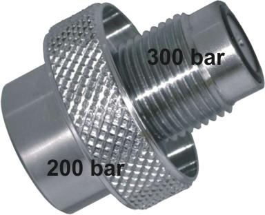 ADAPTER 200/300 BAR