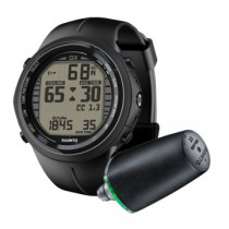 SUUNTO DX ELASTOMER BLACK