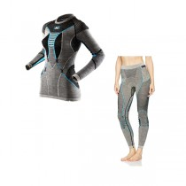 X-BIONIC MERINO SHIRT+ PANTS LADY
