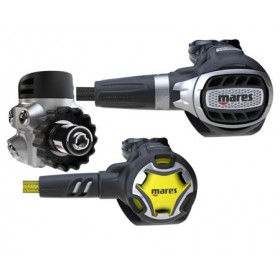 MARES ULTRA 72X MIT OCTOPUS DUAL