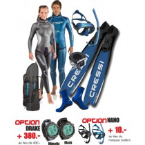 SET FREEDIVING IMPULSE PRO