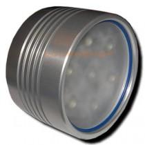 MODULE LED 7 ROUGE MAXI LCD FLOOD