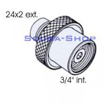 24x2 EXT - 3/4 INT