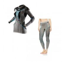 X-BIONIC MERINO SHIRT+ PANTS LADY