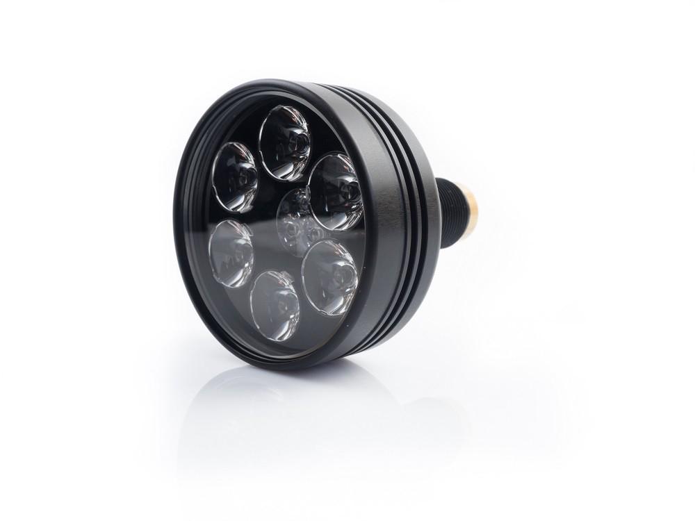 LED 7200 TÊTE DE LAMPE FOC-TEC