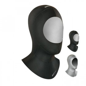 TITANIUM ARTIC HOOD 4MM
