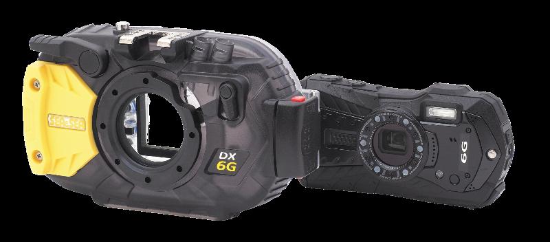 SEA&SEA DX-6G BASIC SET